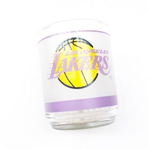 Los Angeles Lakers glass cup